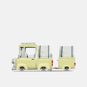 Conceito de veículo à mão livre