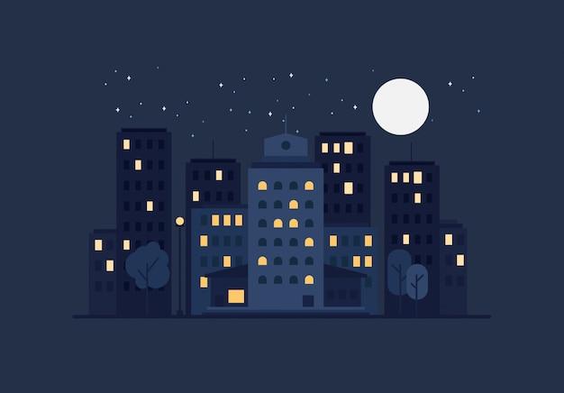 Conceito de vida da cidade