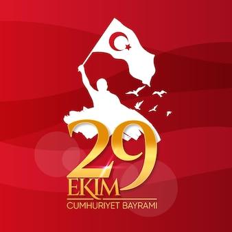 Conceito do festival 29 ekim