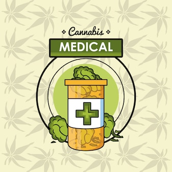 Conceito médico de cannabis