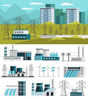 Conceito ortogonal de geração de energia