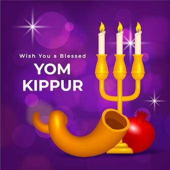 Conceito realista de yom kippur