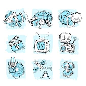 Conceitos de design de mídia