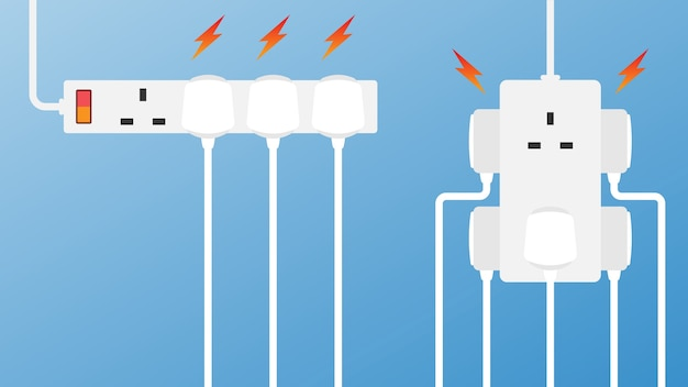 Conecte a tomada de energia
