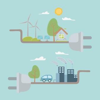 Conecte e economize energia