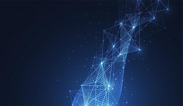Conexão com a internet, senso abstrato da ciência