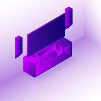 Configuração do console de jogos