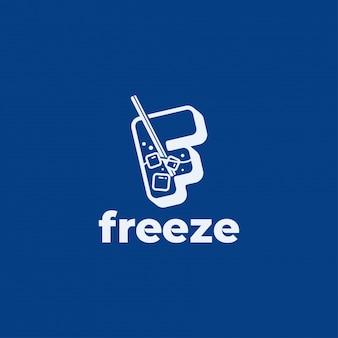 Congelar logo