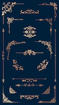 Conjunto clássico de bordas