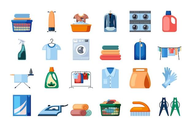 Conjunto de acessórios de limpeza