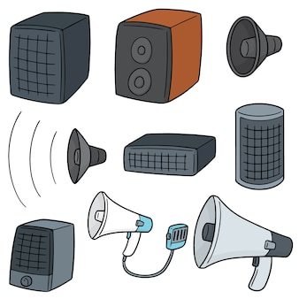 Conjunto de alto-falante