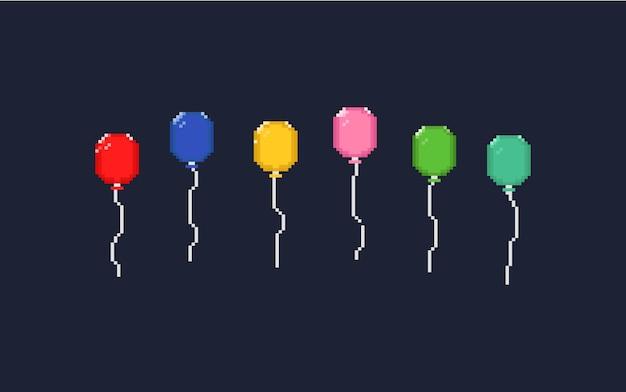 Conjunto de balão de 8 bits