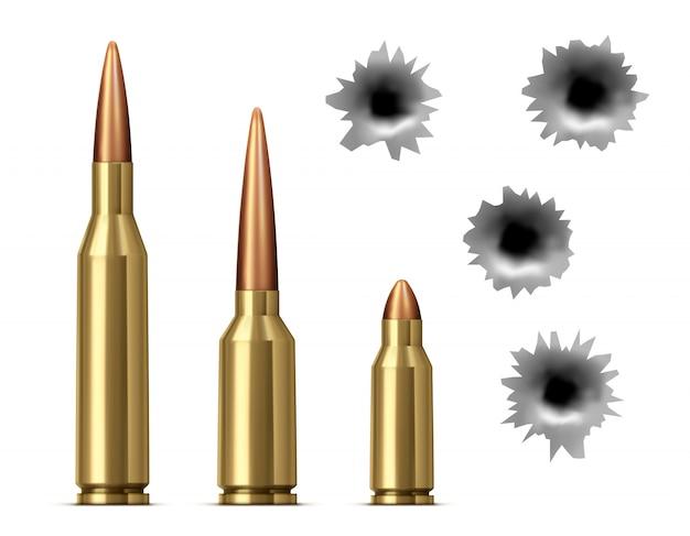 Conjunto de balas