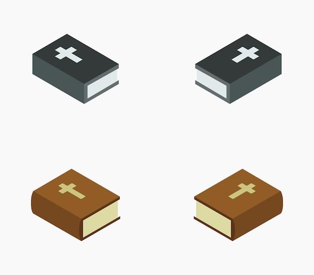 Conjunto de bíblias isométricas