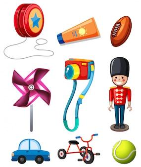 Conjunto de brinquedo para crianças