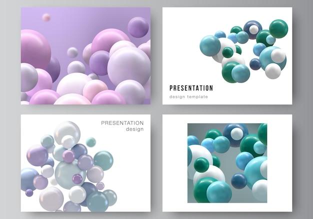 Conjunto de brochura