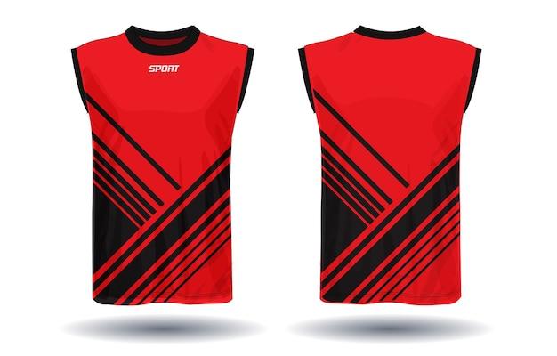 Conjunto de camisa de basquete esporte top