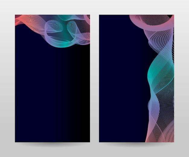 Conjunto de capa de gradiente de onda