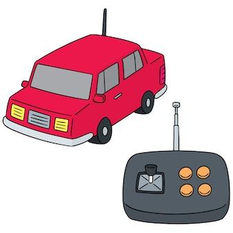 Conjunto de carro de controle remoto