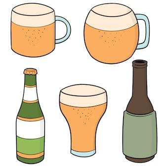 Conjunto de cerveja