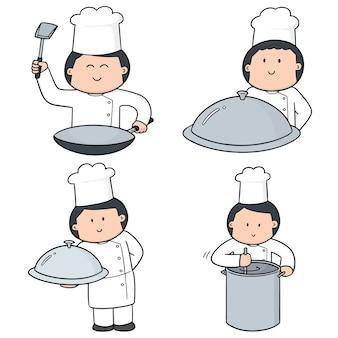 Conjunto de chef