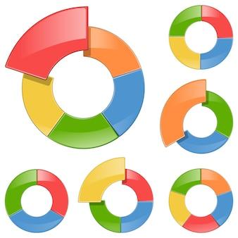 Conjunto de ciclo do sistema vetorial 5