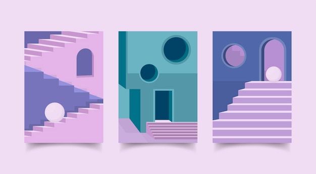 Conjunto de coberturas de arquitetura mínima