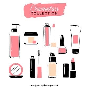 Conjunto de cosméticos