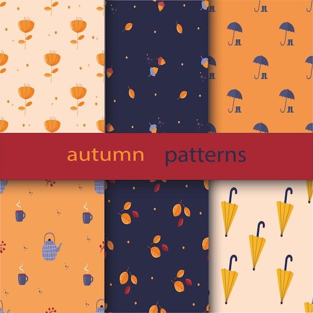 Conjunto de design de padrão geométrico nórdico abstrato para impressão de cartazes de decoração de interiores