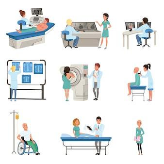Conjunto de diagnóstico e tratamento de câncer