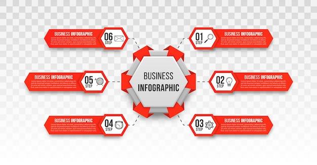 Conjunto de diagramas de porcentagem do círculo pronto para usar para a interface do usuário do web design