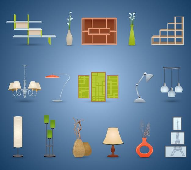 Conjunto de elementos interiores