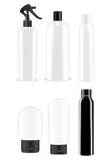Conjunto de embalagem de produtos cosméticos
