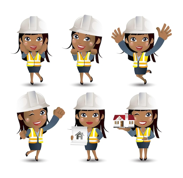 Conjunto de engenheiro