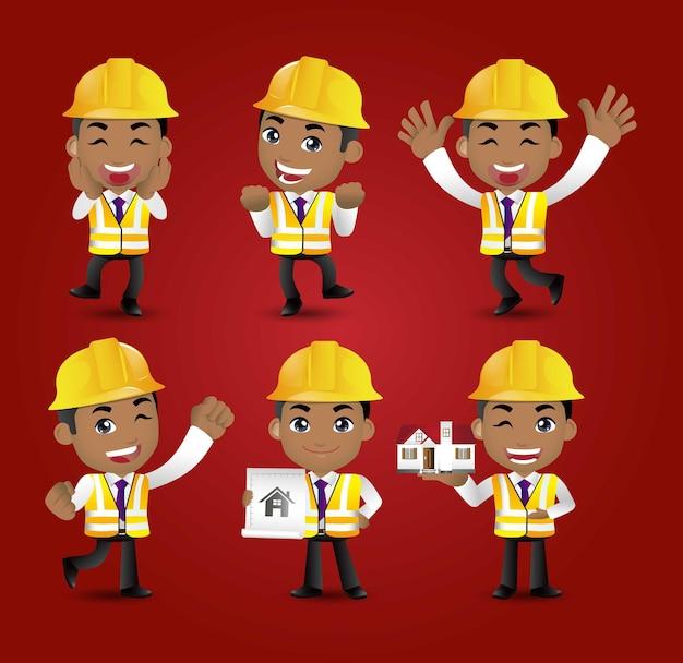 Conjunto de engenheiros