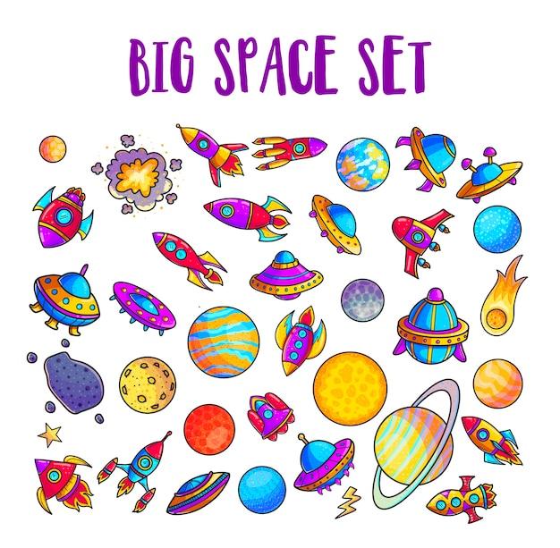 Conjunto de espaço