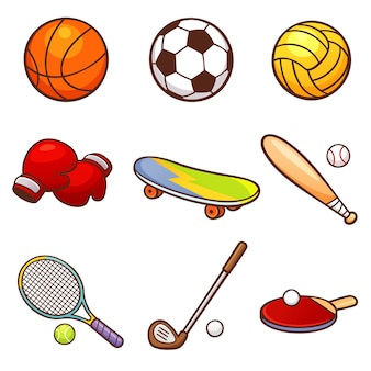 Conjunto de esporte