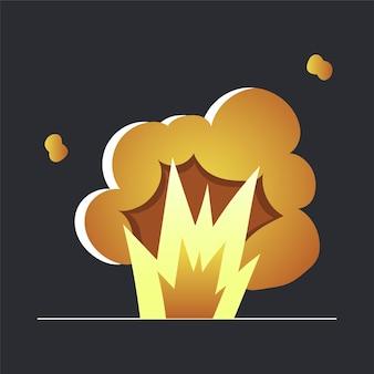 Conjunto de explosão