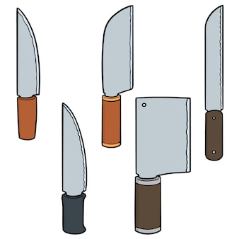 Conjunto de facas