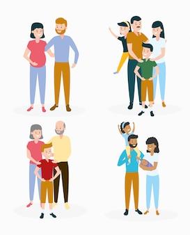 Conjunto de família