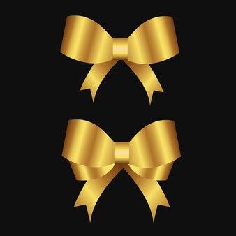 Conjunto de fita de ouro