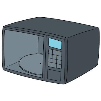Conjunto de forno de microondas