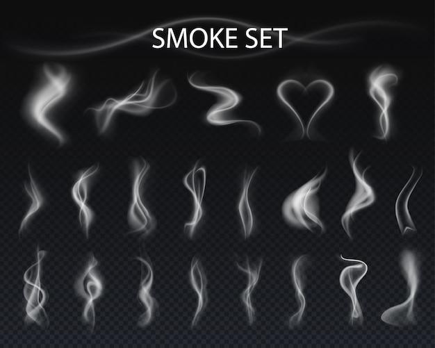 Conjunto de fumo