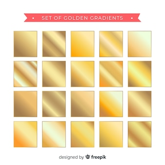 Conjunto de gradiente de ouro