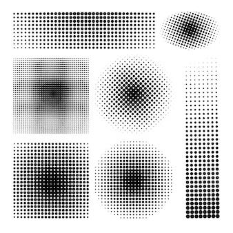 Conjunto de gradientes de meio-tom