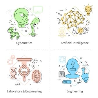 Conjunto de inteligência artificial