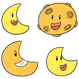 Conjunto de lua