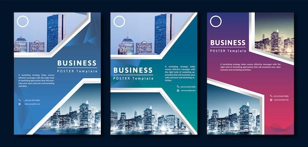 Conjunto de modelo de capa de negócios