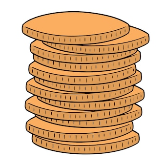 Conjunto de moedas