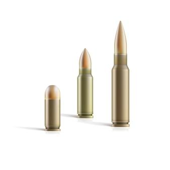 Conjunto de munição